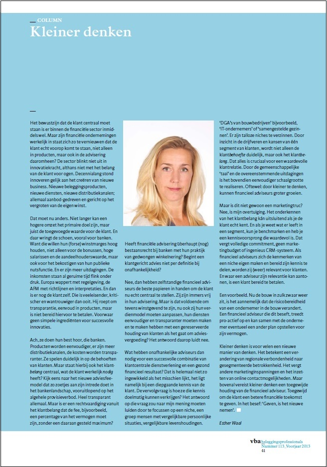 column_esther_waal_vba_journaal_voorjaar_2013